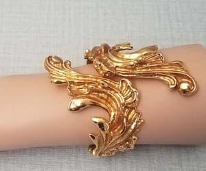 bracelet, vintage jewelry, and paris jewelry image