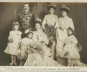flowers, old, and princess image