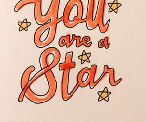 quotes and star image