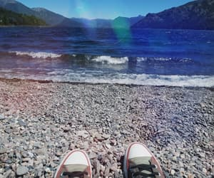 converse, holidays, and mountain image