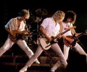 band, guitar, and Queen image