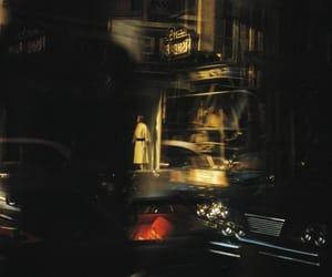art, dark photography, and 1960s image