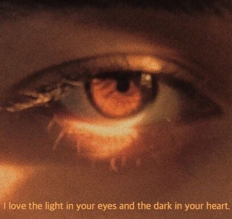 eyes, aesthetic, and quotes image