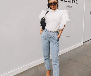 blogger, dior bag, and fashion image