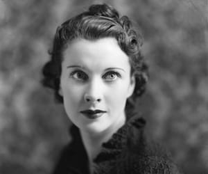 vivien leigh, old hollywood, and alexander bassano image