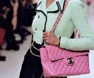 fashion, chanel, and 90s image