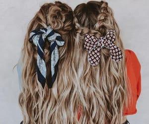 bandanas, belleza, and hair image