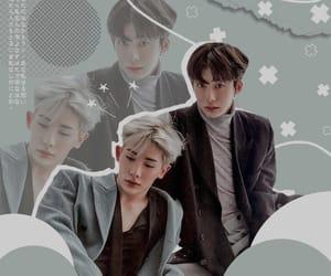 edit, kpop, and wonho image