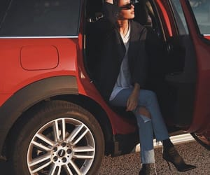car, cool, and highheels image