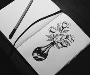 art, arte, and disegni image