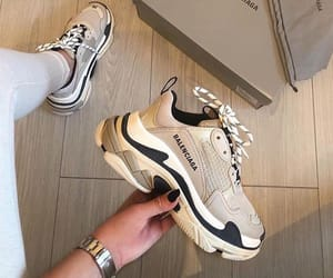 Balenciaga, fashion, and shoes image