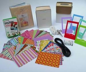 accesories, polaroid, and photos image