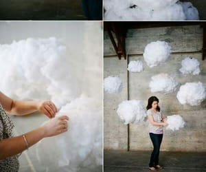 clouds, diy, and ideas image