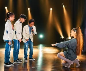 Queen, the late late show, and ariana grande image