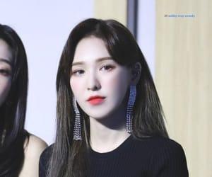 red velvet, wendy, and son seungwan image