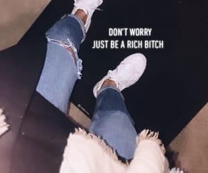 bitch, fashion, and mood image
