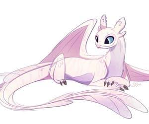 beautiful, dragon, and dreamworks image
