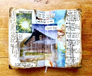 barns, books, and country image