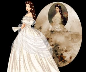 famous, tiffany marsou, and princess image
