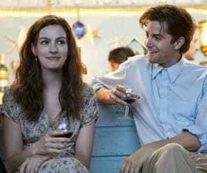 anna hathaway, couples, and goals image
