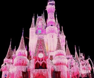amazing, disney land, and pink image