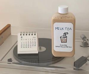 aesthetic, beige, and milk image