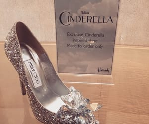 fashion, shoes, and cinderella image