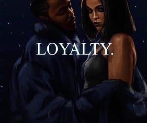 art, rihanna, and loyalty image