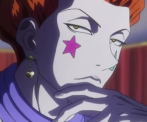 hxh and hisoka image