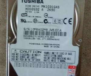 ebay, toshiba, and other components & parts image