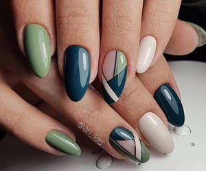 art, nails, and classy image