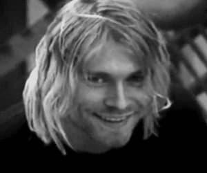 birthday, cobain, and gif image