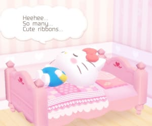 sanrio, hello kitty, and tomotoru image