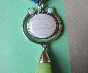 sterling silver, etsy, and sterling pendant image