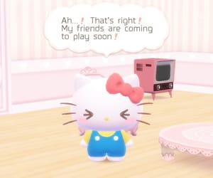 hello kitty, tomotoru, and sanrio image
