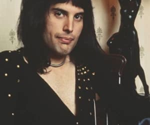 Freddie Mercury, rock, and music image