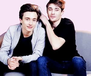 boys, skam, and maxence danet fauvel image