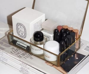 lipstick, beauty, and nails image