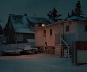 house, indie, and night image