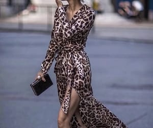 animal print, dressed up, and style image