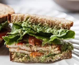 blt, delicious, and food image