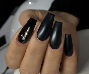 nails and blacks image