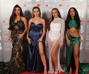 celebrity, red carpet, and brit awards image