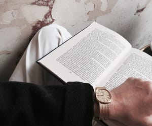 book and watch image