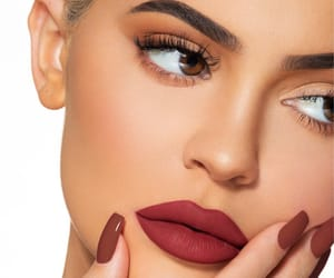 kylie jenner, beauty, and lips image