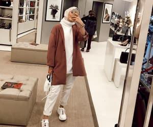 comfy, fashion, and hijab image