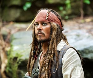 captain jack sparrow, the pirates of caribbean, and jack sparrow image
