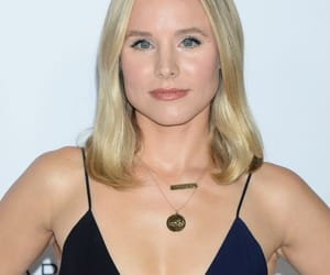 blonde, pretty, and kristen bell image