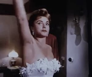 esther williams, gif, and dangerous when wet image