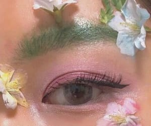 aesthetic, makeup, and theme image